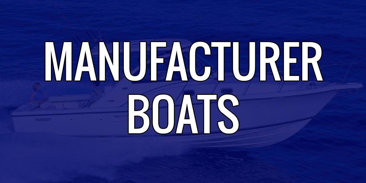 manufacturer boats