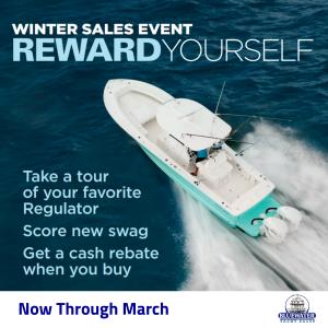 Regulator Winter Sale